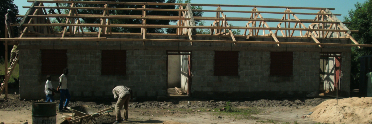 Primary School Construction – Leer, South Sudan