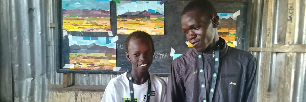 My Life is Art Leadership Course – Kakuma Refugee Camp