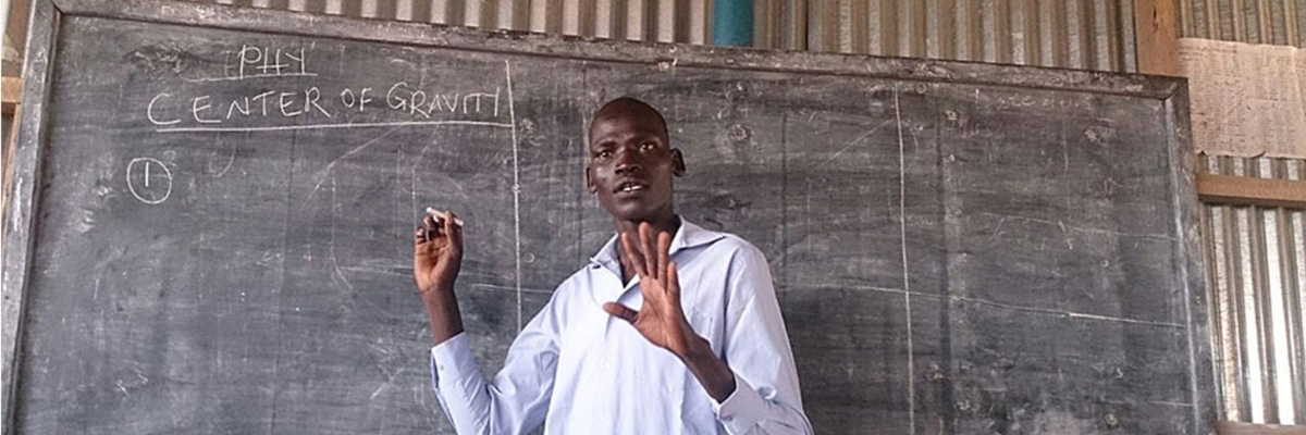 Teachers In Kakuma