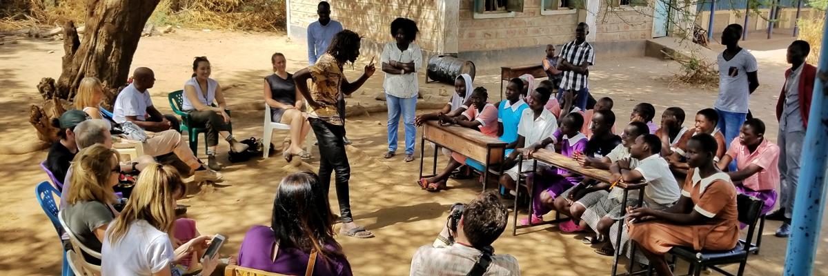 Gua Africa Educate A Child Develop A Nation